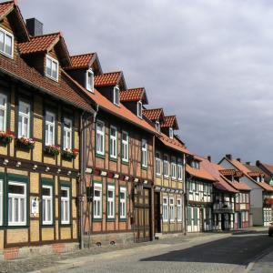 ドイツ木工研修留学 17:ドイツ人おすすめの町 Wernigerode