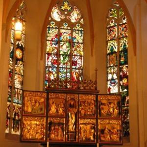 ドイツ木工研修留学 34:教会と救世主