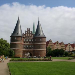 ドイツ木工研修留学 36:ドイツ人おすすめの都市、Lübeck