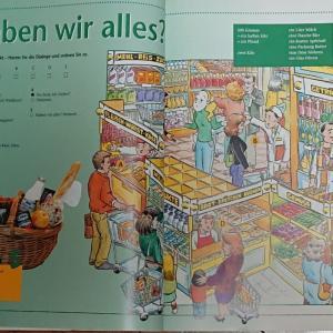 ドイツ木工研修留学 40:ドイツ語講座
