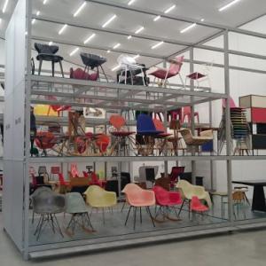 ヴィトラデザインミュージアムへ行く 5:椅子