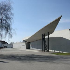 ヴィトラデザインミュージアムへ行く 6:ザハ・ハディドさん