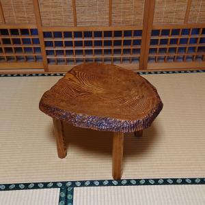 おばあちゃんの小さな座卓