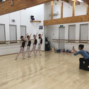 バレエ☆痩せたら踊りやすかった件。