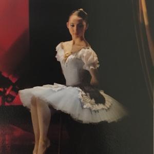 バレエ☆嬉しい気持ちで踊るということ。