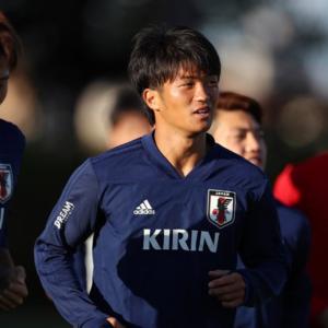 日本代表に初選出の北川航也ってどんな選手?特徴や能力は?