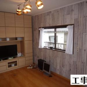 練馬区大泉町で畳からフローリングへの内装工事をしました。