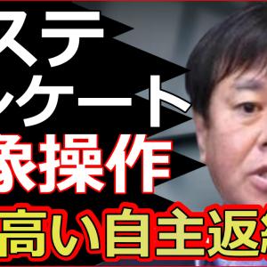 立憲民主党の原口一博がブーメラン発言削除し逃亡で報ステ日本学術会議を印象操作に大爆笑