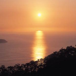 京都へ行くなら305号線がオススメ。日本海を右手にまったりドライブ