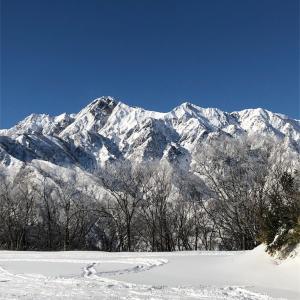 白馬五竜スキー場で初滑り!雪が足りず、年末年始は大丈夫?