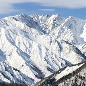 白馬岩岳スキー場  2020年2月12日レポート  カービングには最適のコンデション!