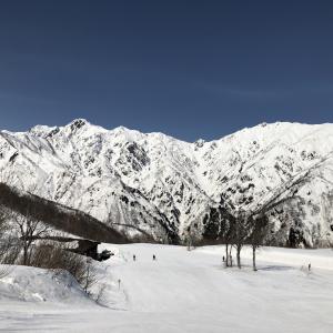 白馬五竜スキー場 2020シーズンレポート 滑走日数 11 振り返り