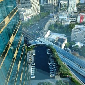 バンコク 朝食は隣のターミナル21、立地、コスパがいいオススメホテルがこちら