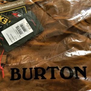 スノボ・ウェアはWEBで購入。BURTON、楽天・ヤフー各サイトで値段を比較