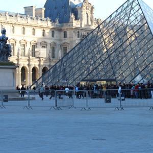 男の一人旅フランス、ルーブル、凱旋門、見所満載なパリは観光客を狙う危険な街
