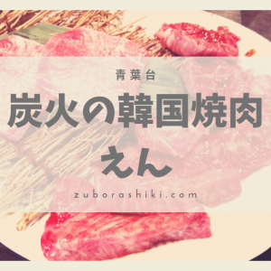 青葉台の韓国焼肉えん-豊富なランチメニュー