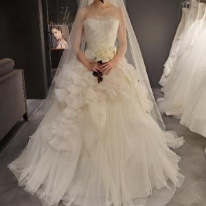 結婚式My dress決まりました♡ヴェラウォンのレンタル方法教えます!