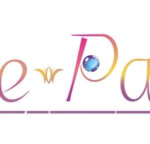 """Marble Palette""ブログのロゴ作成して頂きました♪"