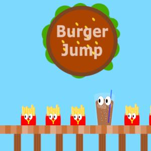 【Unity2D】Unityを使ってアクションゲームを作ってみた【BurgerJump】