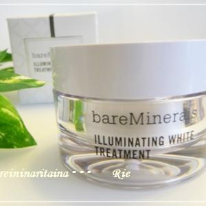 肌に優しいベアミネラルの薬用美白美容液 イルミネーティング ホワイトトリートメント 口コミ