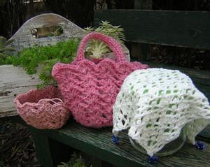 編み物したくなりました