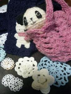 編み物が編みたくなる今日このごろです