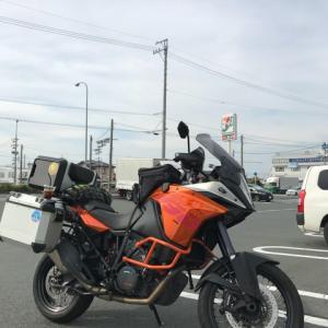 2018秋・北海道ツーリング その1