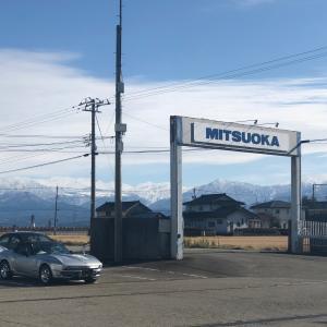 * MITSUOKA自動車と食品サンプル - 富山駅♪