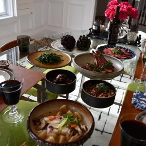 * Ayaさんと春を楽しむ和食ディナー★