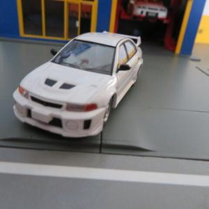 1/64 トミカリミテッドヴィンテージNEO 三菱ランサーRSエボリューションV