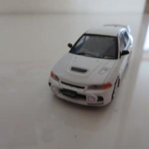 Hobby JAPAN 1/64 三菱ランサー GSR Evolution IV RS