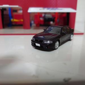 1/64 トミカリミテッドヴィンテージNEO 日産スカイライン GT-R オーテックバージョン