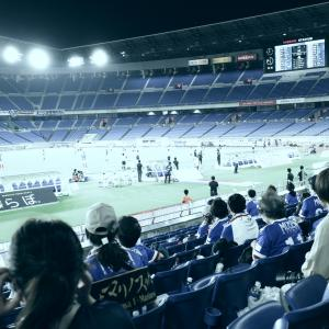 スタジアム観戦再び