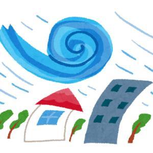 ダブル台風に建設株や治水関連株は反応するか