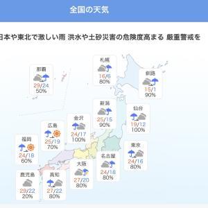 アラ還コーデ【検証】天気予報と過去の気温から、肌寒くなってきた秋のアウターを考える