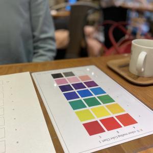 色が表した自分でも気づいてない本当の気持ち・RYBカラーリーディングベーシックレポート