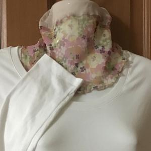 アラ還コーデ【検証】スカーフをあれこれ考える(1)