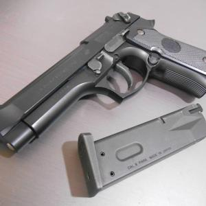 ワタシの装備紹介① 東京マルイ M92F