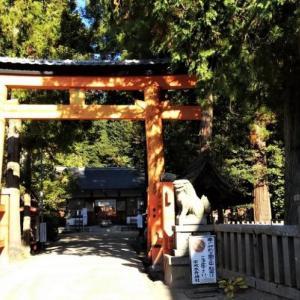 三重~奈良2泊3日 3日目その3 宇太水分(うだのみまくり)神社 かえでの郷ひらら 最終です