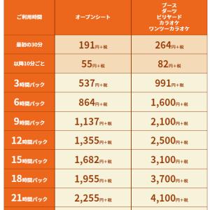 【シャワールーム】快活CLUB124号鹿嶋店【茨城県鹿嶋市】