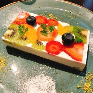 ◆Furutoshi@東銀座◆まるでケーキのような「365日」監修フルーツオープンサンドは数量限定!銀座で優雅なモーニングを