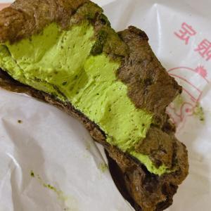 ビアードパパの石臼挽き抹茶シューとお得な最新情報
