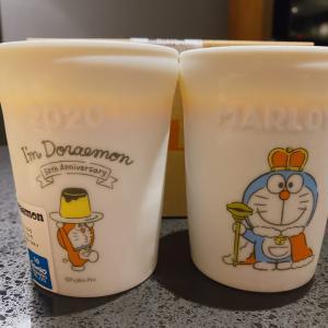 卵たっぷり固いプリン代表「マーロウ」ドラえもん50周年記念陶器カップがかわいすぎる!