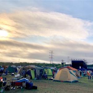 RISING SUN ROCK FESTIVAL(ライジングサン) 、夜に近づくにつれ寒くなる!