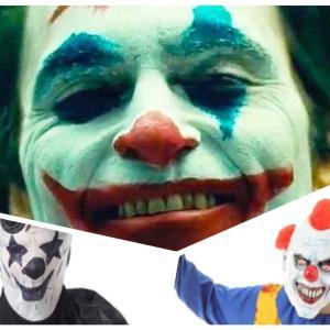 【ハロウィン】ジョーカー&ピエロの仮装でハロウィンの夜に恐怖を(笑)