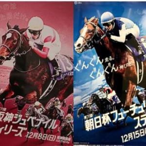 2019阪神ジュベナイルフィリーズポスター誤植のサイン読み2!
