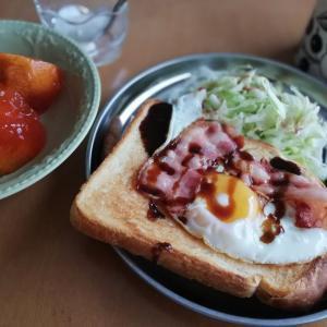朝食の見直し 初日