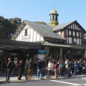 【悲報】JR原宿駅、オリンピック後に終了のお知らせ・・・