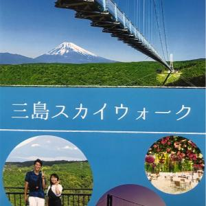 静岡観光する方必見!日本一長い吊り橋!!!