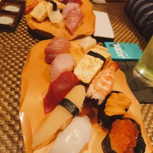 横浜橋通商店街の寿司処『おちゃらけ』🍣